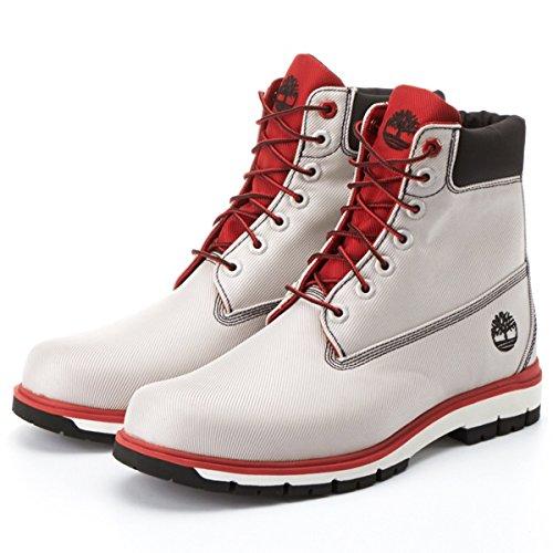 ティンバーランド(メンズ)(Timberland) ラドフォード キャンバス ブーツ【065ローズ/8.5(26.5)】