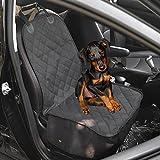 PEDY ペット用 ドライブシート ペット用防水ドライブシート(助手席用) カーシート カバー 防水 滑り止め 防汚 折りたたみ式 カー用品 大中小型車用 全種犬用猫用 清潔簡単