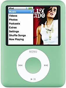Apple iPod nano 8GB グリーン MB253J/A