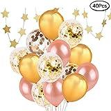 コンフェッティバルーン 誕生日 飾り付け 風船 パーティー 装飾 セット