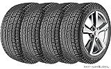 FEDERAL(フェデラル) スタッドレスタイヤ 4本セット タイヤのみ/ホイール無し HIMALAYA ICEO 205/60R16 2016年製
