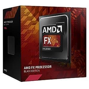 AMD FX-series プロセッサ FX-8350 Socket AM3+ FD8350FRHKBOX