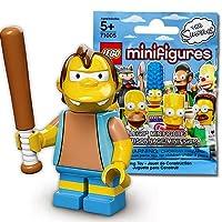 レゴ(LEGO) ミニフィギュア ザ・シンプソンズ シリーズ1 ネルソン・マンツ|LEGO Minifigures The Simpsons Series1 Nelson Muntz 【71005-12】
