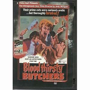 Bloodthirsty Butchers [DVD] [Import]