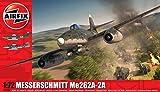 エアフィックス 1/72 ドイツ空軍 メッサーシュミット Me262A-2a シュトゥルムフォーゲル プラモデル X3090