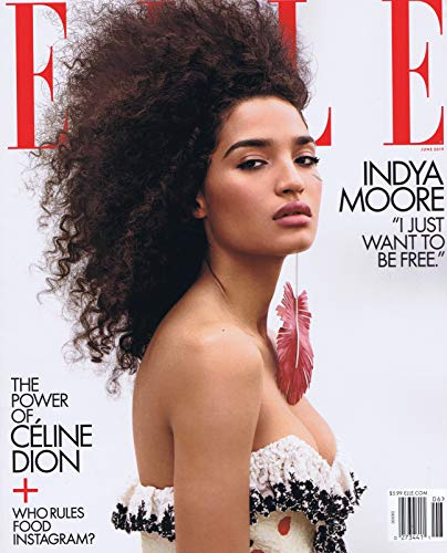 Elle [US] June 2019 (単号)