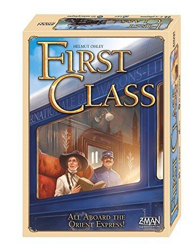 First Class Board Game (4 Players) [並行輸入品]