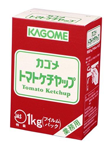 カゴメ トマトケチャップ特級フィルム 1kg×5個