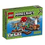 レゴ(LEGO) マインクラフト きのこの島 21129