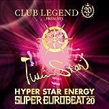 CLUB LEGEND 20th presents TWINSTAR HYPER STAR ENERGY -THE BEST 20-