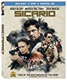 Sicario [Blu-ray + DVD + Digital HD]