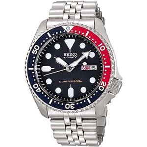 [セイコーimport]SEIKO 腕時計 逆輸入 海外モデル ネイビー SKX009KD メンズ