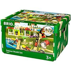 BRIO WORLD BRIOワールドセット 33870