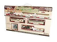 Bachmann Norman Rockwell's American Christmas Ready To Run Electric Train Set [並行輸入品]