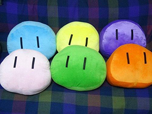 Cosplay tool accessory CLANNAD (Clannad) Furukawa Nagisa dango family style Plush / Pillow 6 colors (blue)