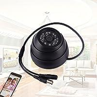 防犯カメラ、HDレーザーIR LEDドームCCTV監視監視IP Vedioカメラホームセキュリティ
