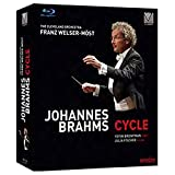 Johannes Brahms Symphonies Nos.1-4 - Tragic Overture [Blu-ray] [Import]