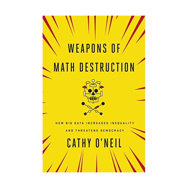 Weapons of Math Destruct...の商品画像
