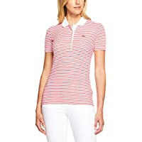 Lacoste Women's Slim Fit Stretch Shirt