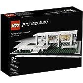 レゴ (LEGO) アーキテクチャー ファンズワース邸 21009