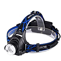 Ren He ヘッドランプ LED ヘッドライト USB充電式 超高輝度 懐中電灯 登山 夜釣り 夜間作業 防災 キャンプ用 アウトドア作業に最適