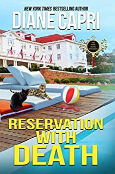 Reservation with Death: A Park Hotel Mystery (The Park Hotel Mysteries Book 1) by [Capri, Diane]