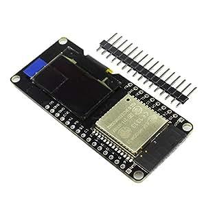 ESP32 with OLED ESP-WROOM-32