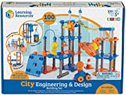 Learning Resources LER2843 City Engineering & Design Building