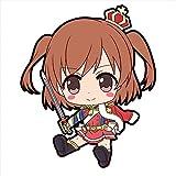 少女☆歌劇レヴュースタァライト ぺたん娘トレディングラバーストラップ BOX商品 1BOX=9個入り、全9種類