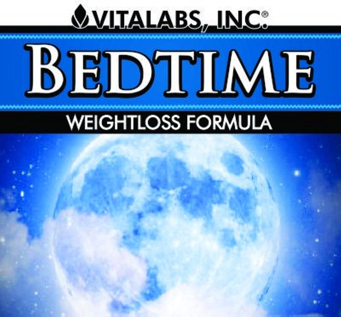 知事宿泊両方Saturn Supplements/Vitalabs BedTime Weight Lost ベッドタイムウェイトロス 60カプセル