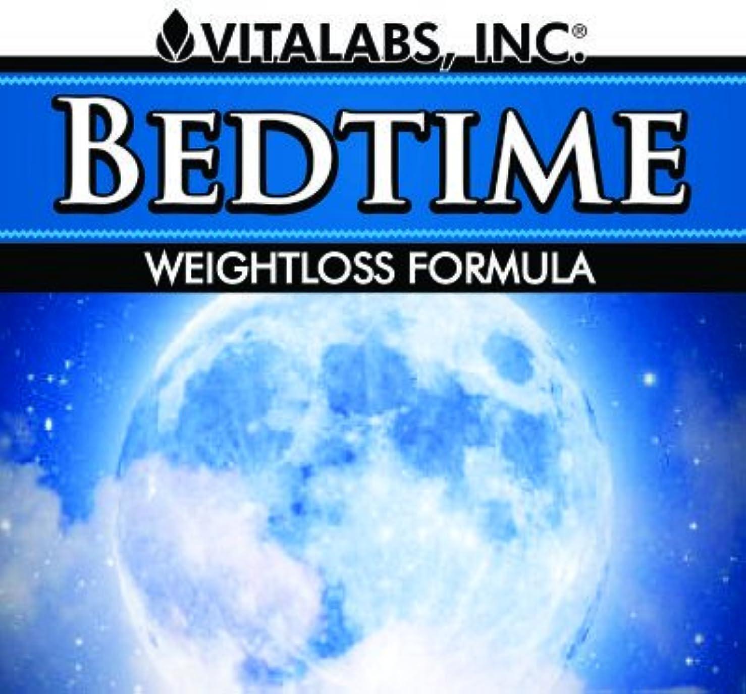 刈るヶ月目小康Saturn Supplements/Vitalabs BedTime Weight Lost ベッドタイムウェイトロス 60カプセル