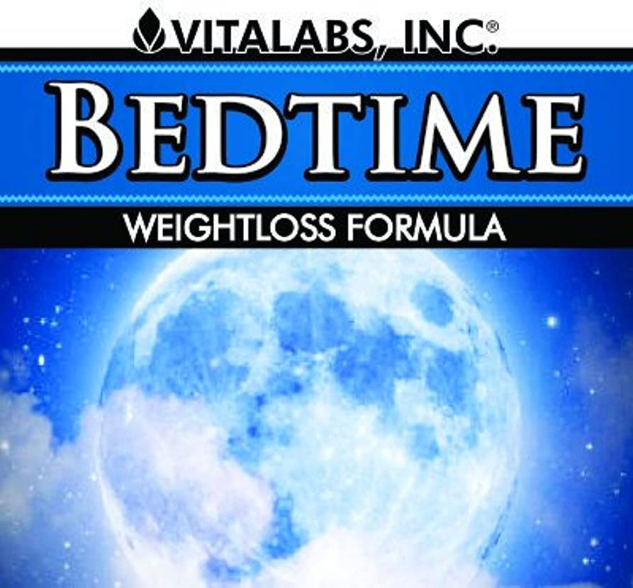 材料花婿株式Saturn Supplements/Vitalabs BedTime Weight Lost ベッドタイムウェイトロス 60カプセル