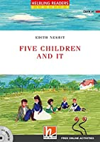 Five Children and It, mit 1 Audio-CD: Helbling Readers Red Series / Level 1 (A1)