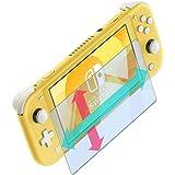Nintendo Switch Lite ガラスフィルム / 90% ブルーライトカット/保護フィルム/強化ガラス 9H 指紋防止 気泡防止 高透過 ニンテンドー 任天堂 スイッチライト 【WANLOK】9H 2.5D 0.3mm Switchlite Blue
