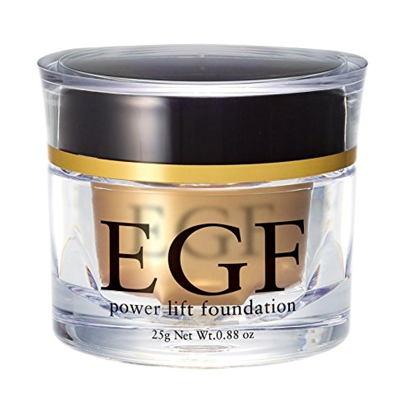 チャート分布崇拝します【EGFファンデーション】EGF パワーリフト ファンデーション 25g