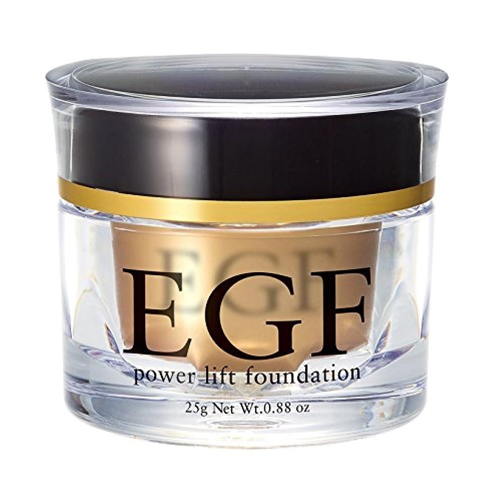 曲げるの中で習慣【EGFファンデーション】EGF パワーリフト ファンデーション 25g