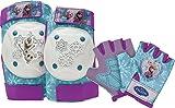 ディズニー アナと雪の女王 キッズ プロテクター 肘・膝パッド 子供用 自転車 キックボード スケボー 手足の保護に