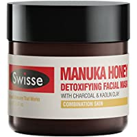 Swisse Manuka Honey Detoxifying Facial Mask, 70g