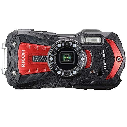 リコー WG-60 レッド 本格防水デジタルカメラ B07JPG2XDV 1枚目