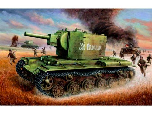 1/35 ソビエト軍 KV-2重戦車