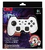 ロジクール PCゲームコントローラ FINAL FANTASY XI バージョン GPX-501FF ホワイト