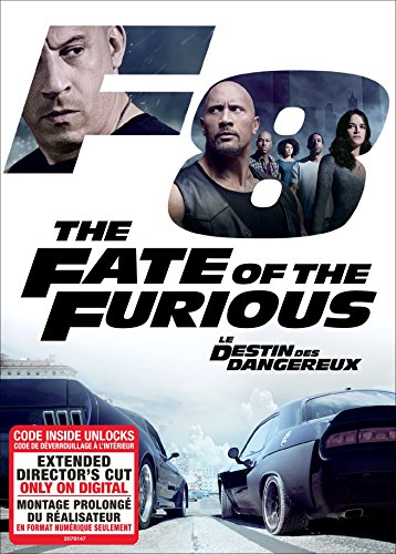 The Fate of the Furious [DVD + Digital HD] (Sous-titres français) - Imported Ca.