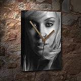 KYLIE MINOGUE / カイリー・ミノーグ - キャンバスクロック(大A3 - アーティストによって署名されました) #js005