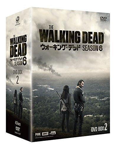ウォーキング・デッド6 DVD-BOX2