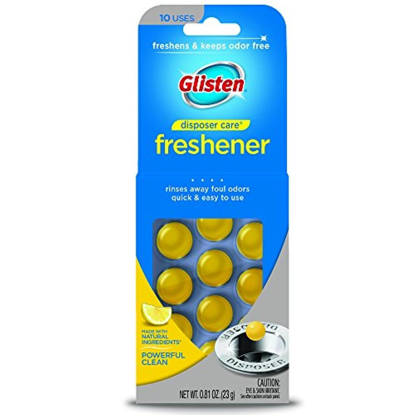 お手伝いさん揺れる流行している【ディスポーザルケアー】Glisten disposer care  海外直送品