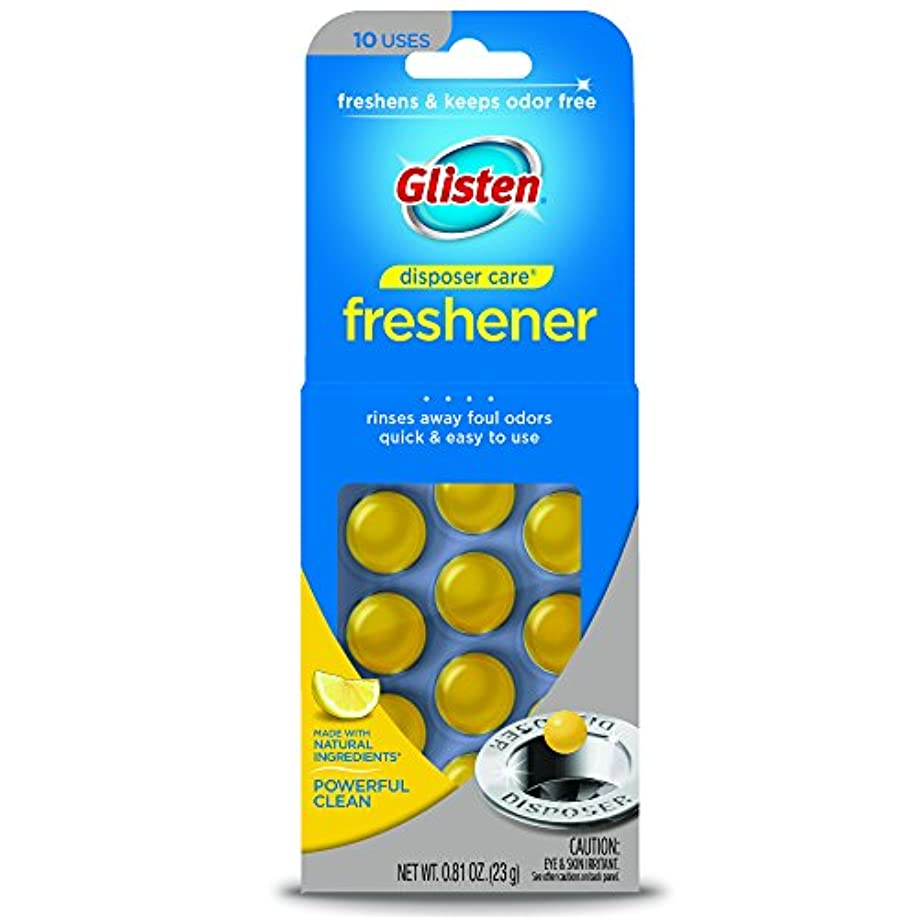 【ディスポーザルケアー】Glisten disposer care  海外直送品