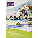 Derwent Academy WaterColour Pad, A4 Portrait, 12 Sheets