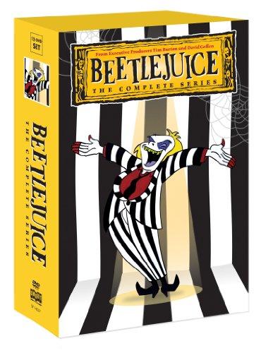Beetlejuice: Complete Series [DVD] [Import]