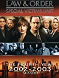 Law & Order: Special Victims Unit - Fourth Year [DVD] [Import]
