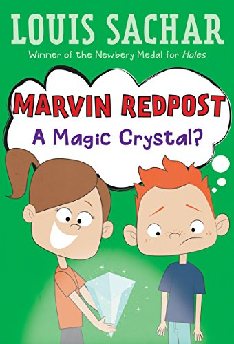 Marvin Redpost #8: A Magic Crystal?の詳細を見る